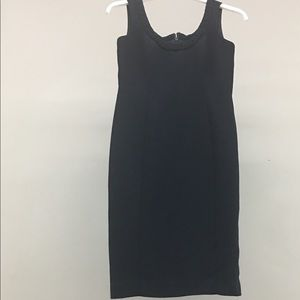 Liz Claiborne Black Sleeveless Dress